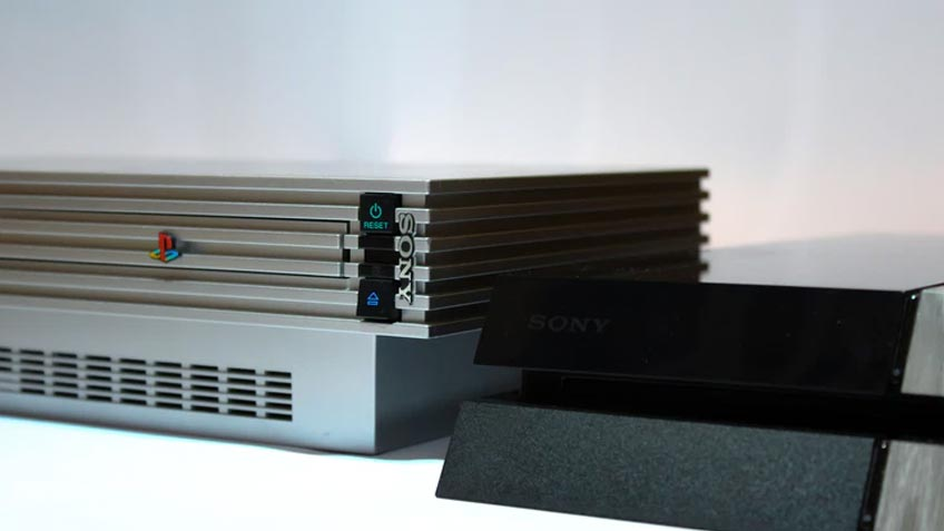 different ps4 models